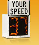 Speed Reading Sign