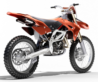 Dirt Bike - image from Dreamstime.com